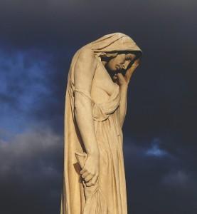 Vimy Ridge statue
