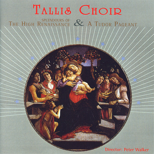 Tallis Choir CDs